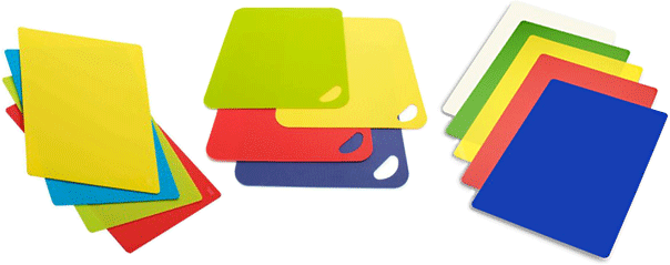 three sets of cutting mats_Rosle-Dexas