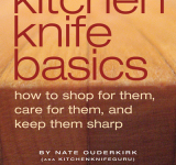 New Kindle eBook About Kitchen Knives