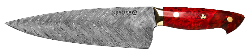 custom chef knife_kramer-knives