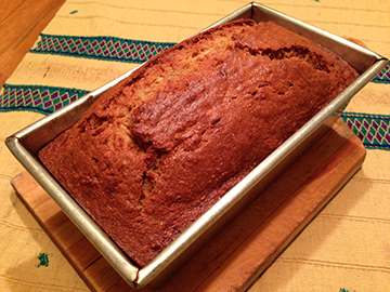 banana bread loaf 3
