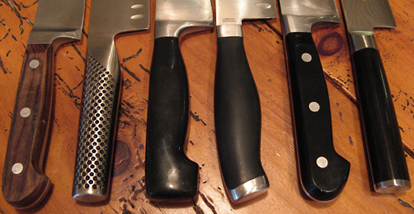 chef knife handles