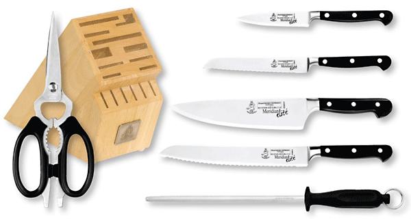 messermeister 7-piece knife set