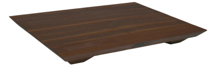 John Boos Fusion Cutting Board -  Walnut