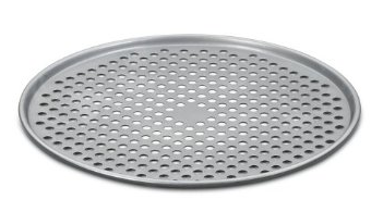 pizza pan w-holes