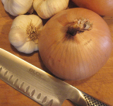 How to Chop an Onion like a Sous Chef