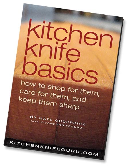 Kitchen Knife Basics