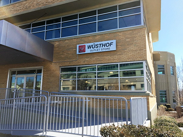 wusthof outlet store_exterior