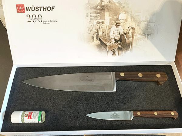 wushof knives_anniversary pair