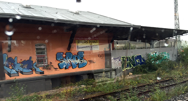 Solingen graffiti