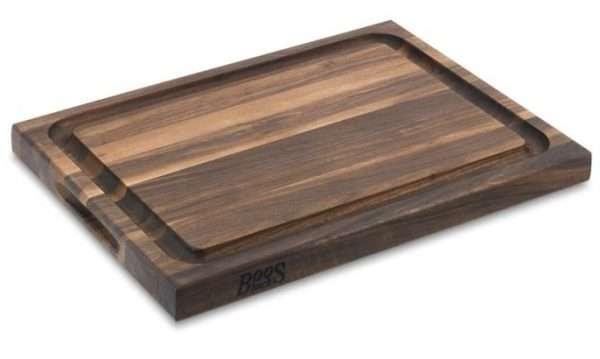 John Boos walnut cutting board