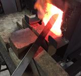 Bladesmithing Class with KitchenKnifeGuru