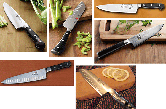 Best Chef Knives — Six Recommendations