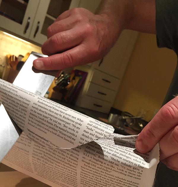 sharpness test_newpaper3