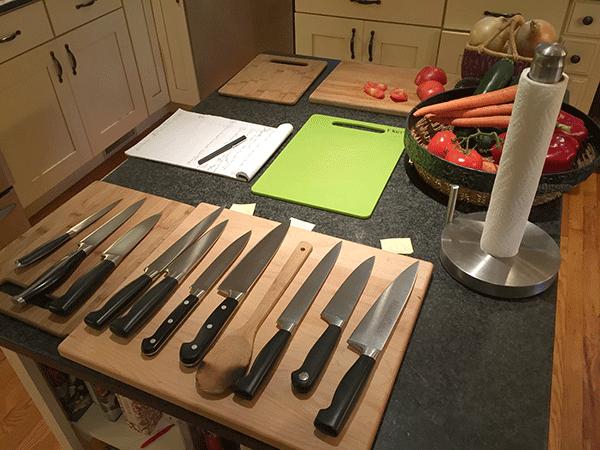 kitchen knife sharpness test_tomato1