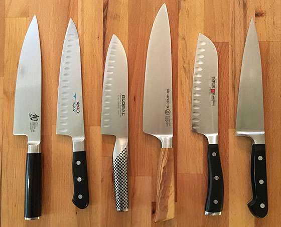 kitchen knives on the market best chef knives six recommendations kitchenknifeguru