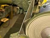 Seattle Knives buffing wheel