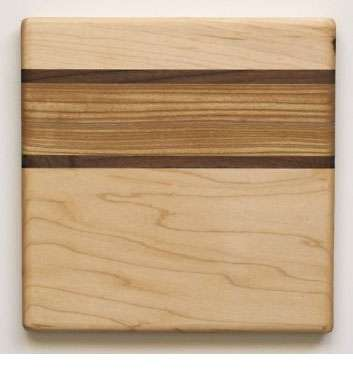 combo cutting board_red oak-maple